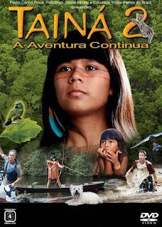 Tainá 2: A Aventura Continua - DVDRip Nacional