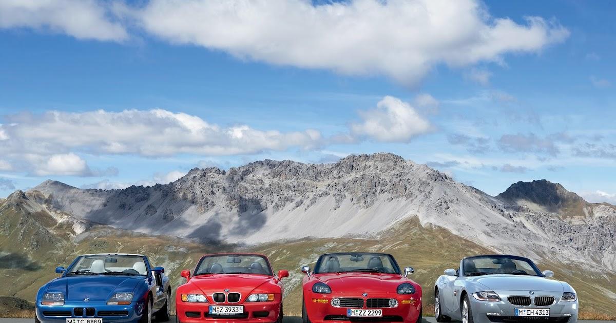 Bmw Bavarian Motor Works Z Series