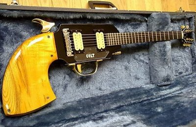 armas - guitarra