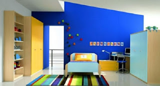 Boys Bedroom Color