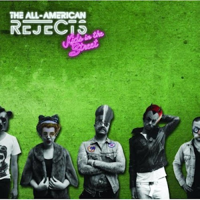 All American Rejects - Walk Over Me