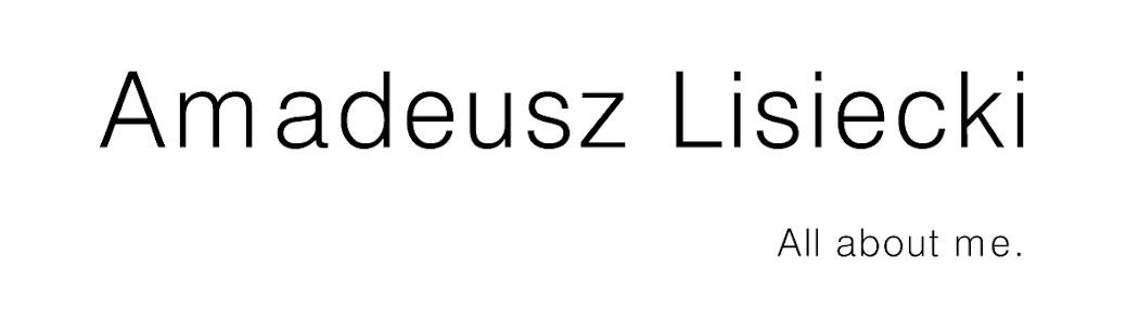 Amadeusz Lisiecki