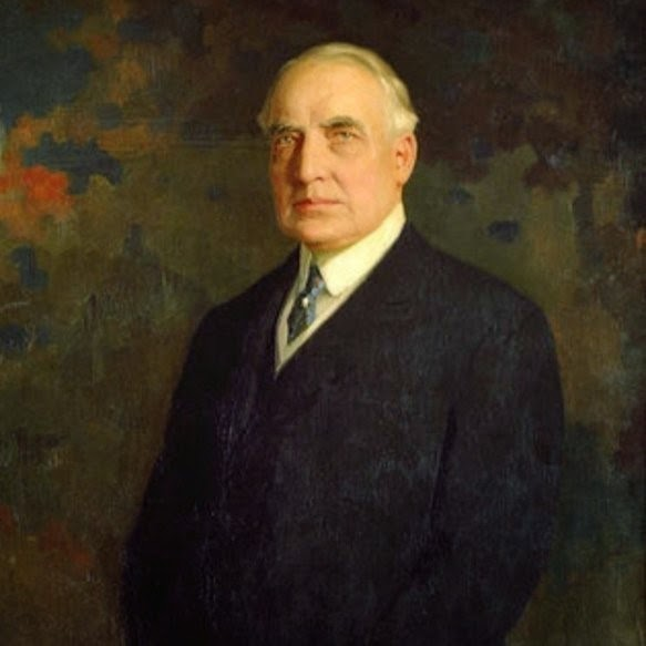the most hated US president Warren G. Harding