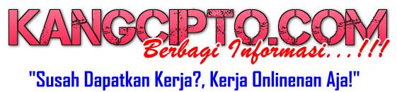 kangCIPTO.com Blog Info Copasan !!!