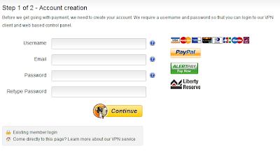 dangki Hướng dẫn mua HMA! Pro VPN
