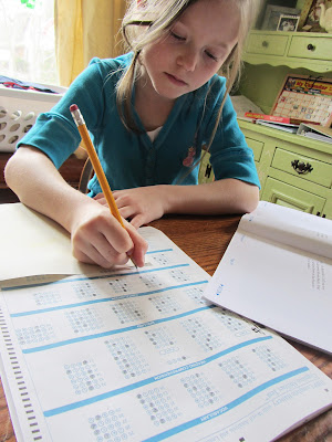 Annual Achievement Tests-a positive spin for those of us who are REQUIRED to administer them