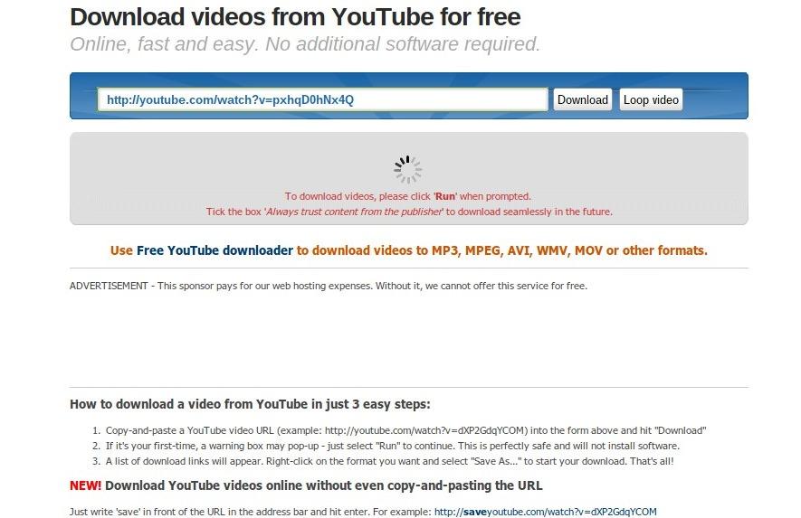 Us history teachers blog downloading youtube videos downloading youtube videos ccuart Image collections
