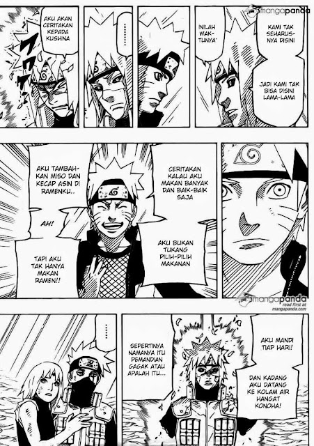 Naruto - Chapter:691 - Page:16