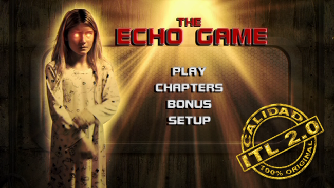 The Echo Game [DVDR Menu Full] Subtitulos Español Latino [ISO] NTSC Descargar