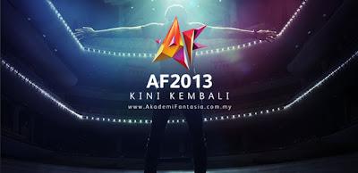 Konsert Akademi Fantasia, AF2013, Minggu 6, Tonton Online