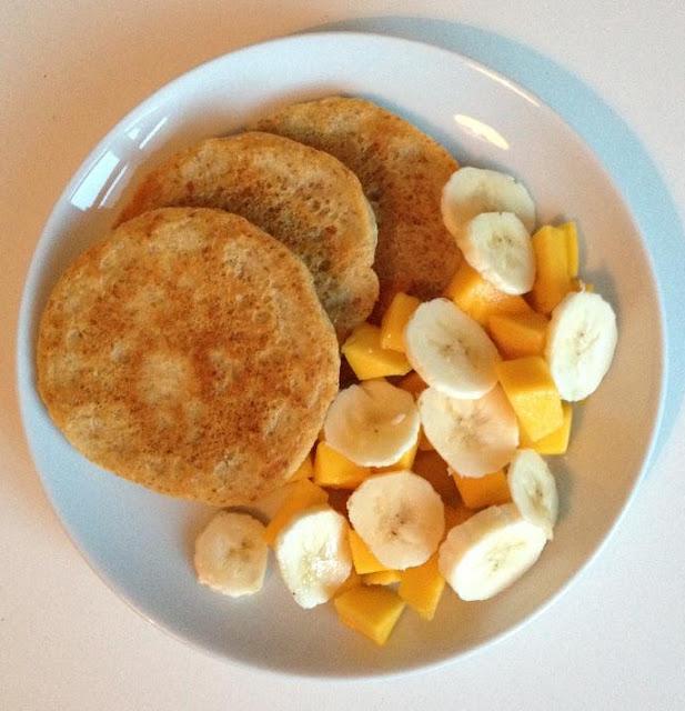 vegetarian american pancakes