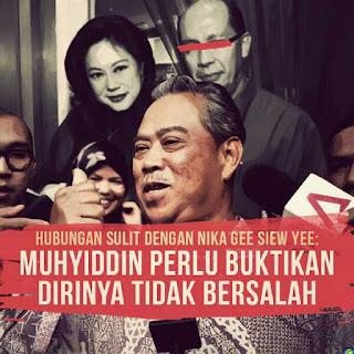 Muhyiddin kecewa akuan berkanun dan cubaan rampasan kuasa yang gagal