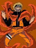 Naruto VS Kyubi