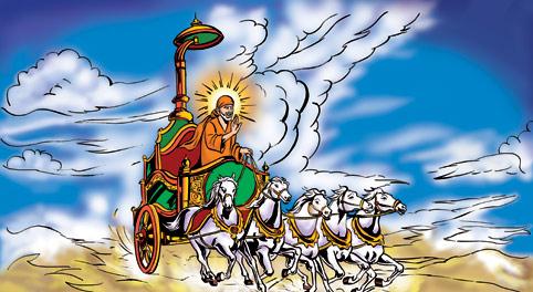 A Couple of Sai Baba Experiences - Part 799