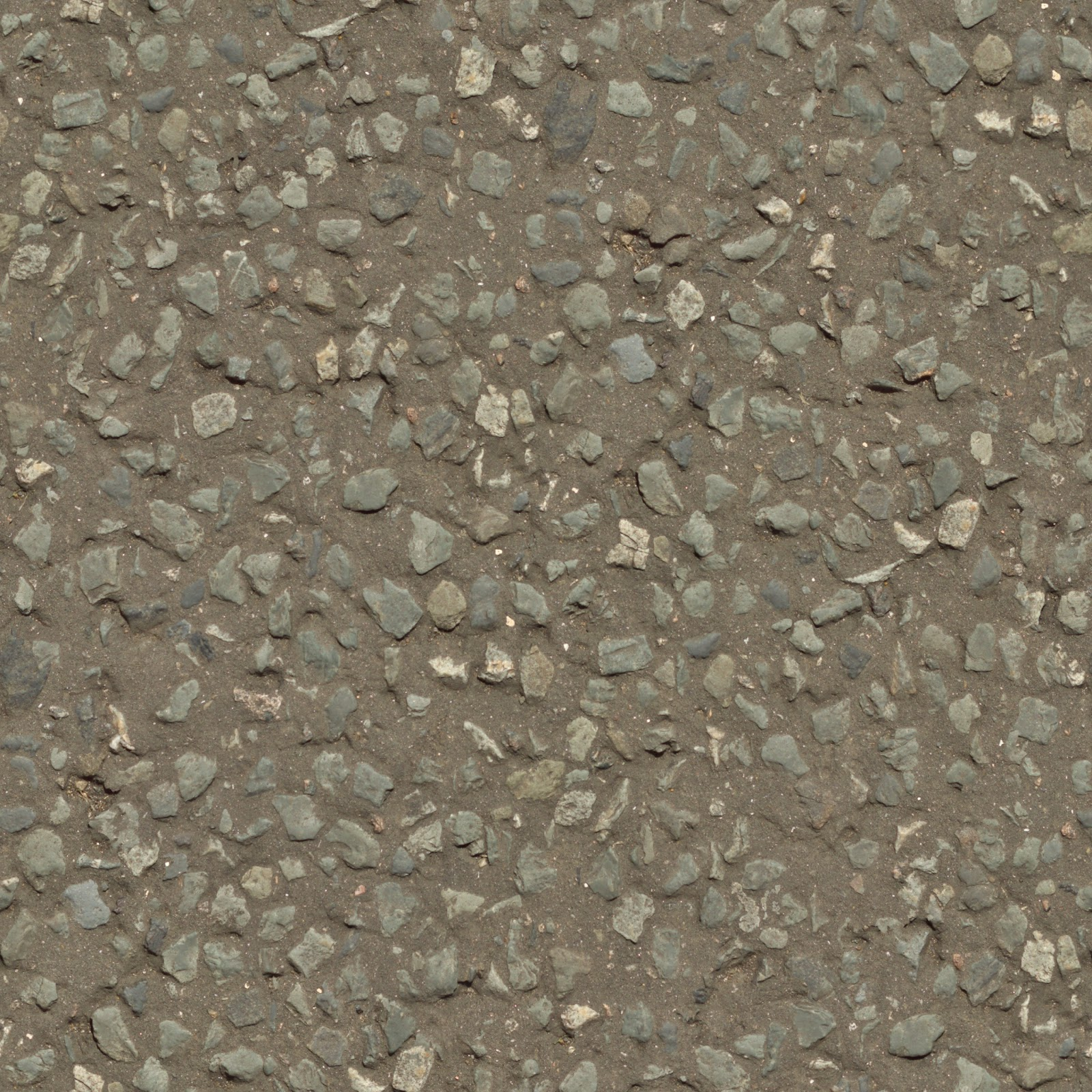 Seamless dirt ground floor walkway texture