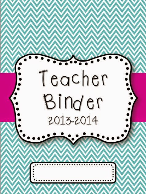 http://www.teacherspayteachers.com/Product/Teacher-Binder-Cover-FREEBIE-Teal-Pink-Gray-780335