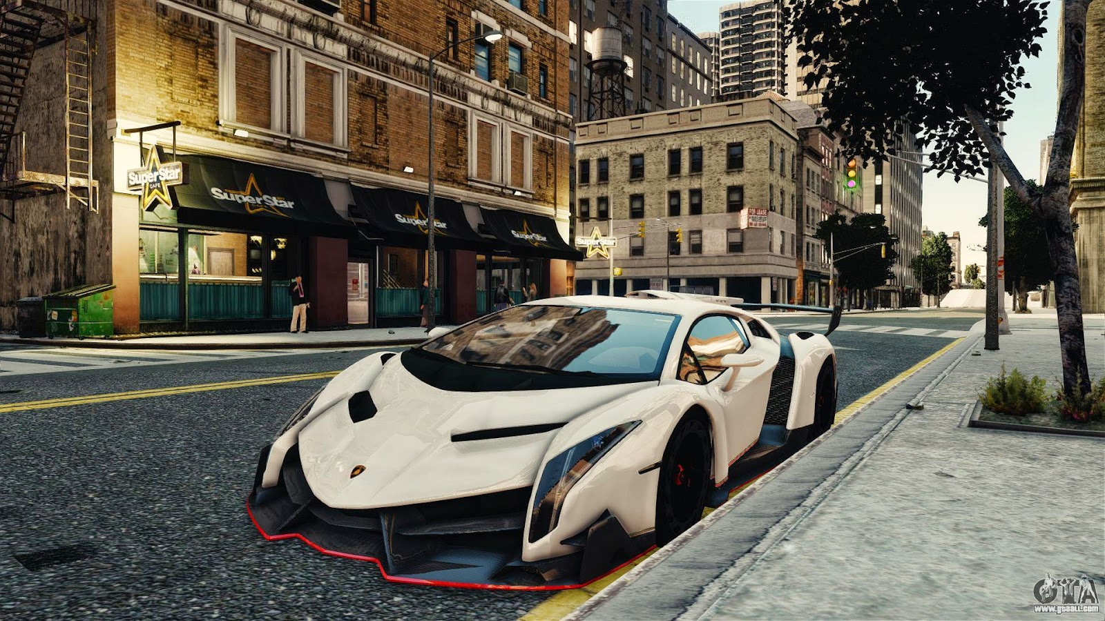 lamborghini veneno for gta iv picture