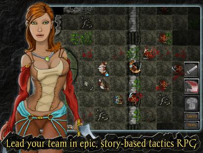 Heroes of Steel RPG Elite Apk v2.1.47 Full