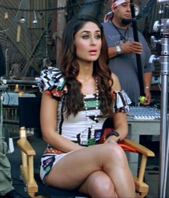 kareena kapoor bollywood miniskirt posture