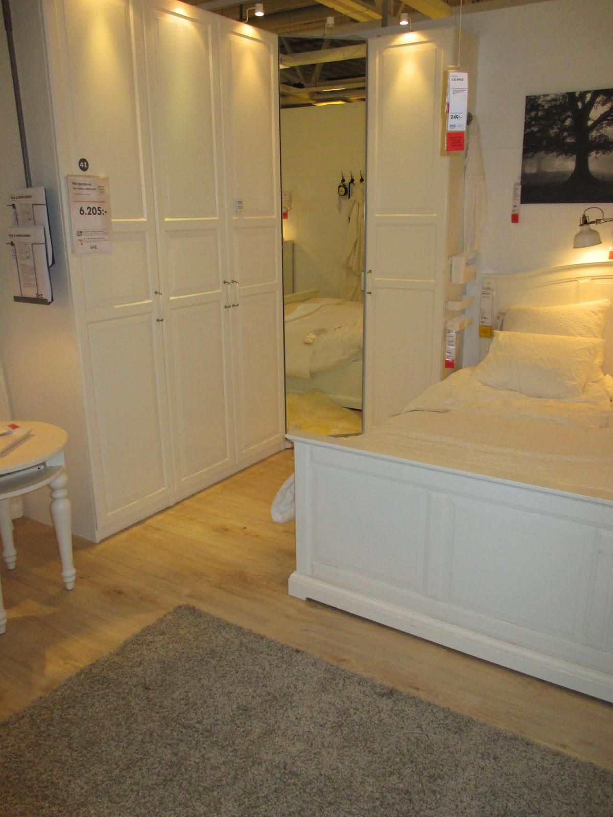 ikea showroom vestidores para espacios pequeos