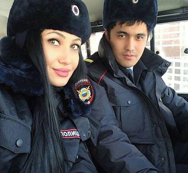 girls Sexy russian military