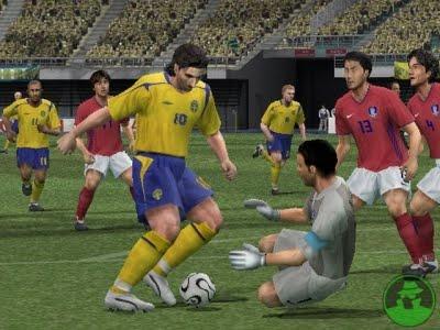 los mejores juegos de futbol 2006: