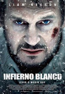 "Blog Safari Club, película online ""Infierno blanco"""