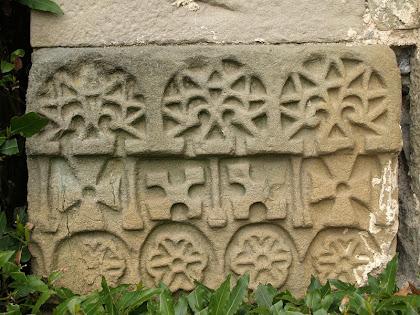 El carreu pre-romànic de Sant Andreu de Gurb