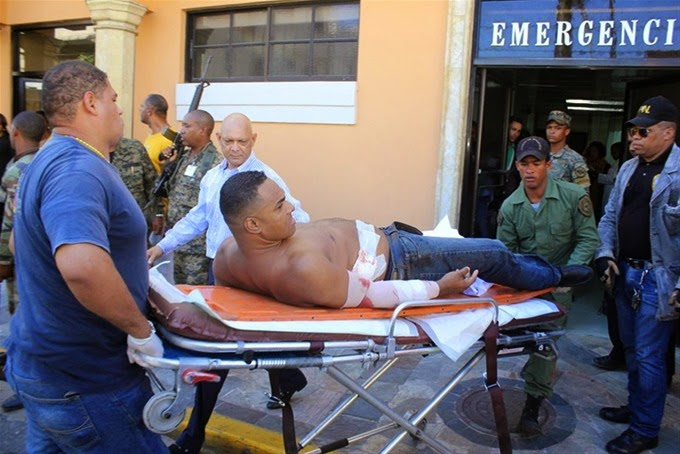 VIDEO – Matan Teniente escoltaba a un preso en SFM
