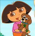 Dora and The Tiny Dog