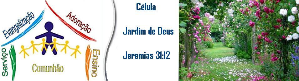 Célula Infantil Jardim de Deus