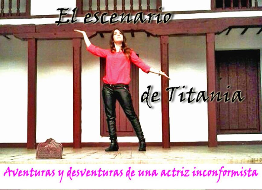 El escenario de Titania