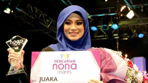 Tahniah! Uyaina Juara Pencarian Nona Manis 2015