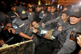 Passou da hora de desmilitarizar a polícia