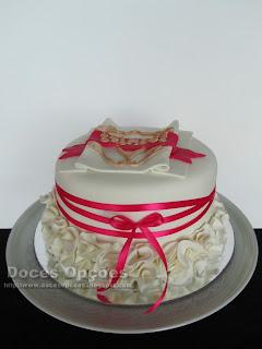 bolo aniversário 30 anos