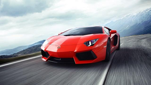 Lamborghini Aventador HD Wallpaper