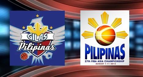 Gilas Pilipinas - FIBA Asia 2013