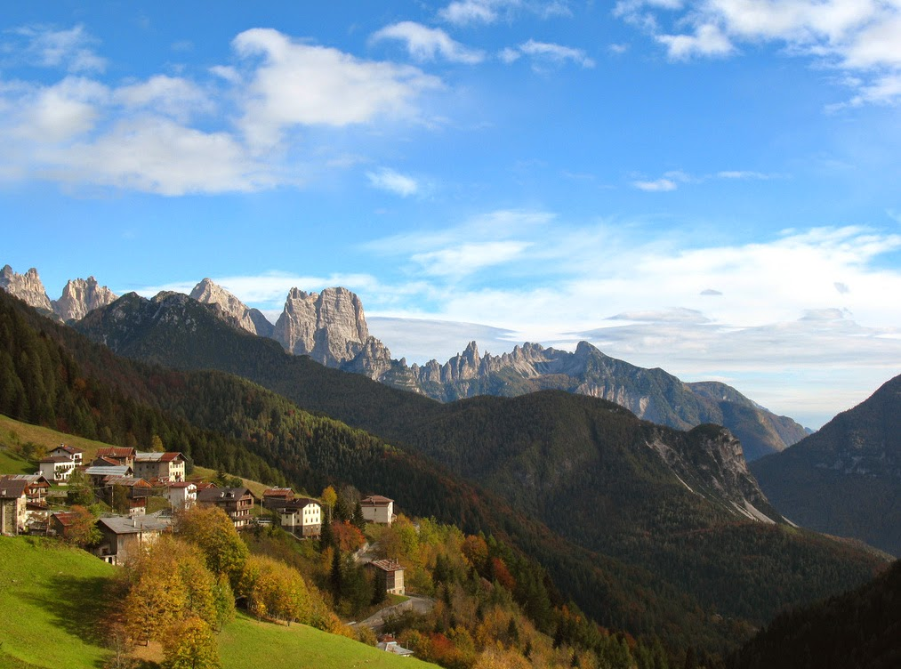 Tra valli e monti in Cadore, by Giovanni via flickr