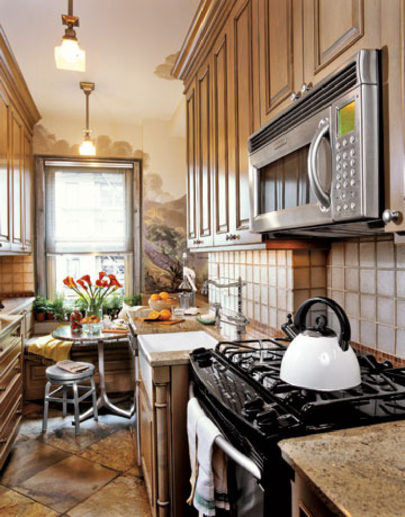 Home interior design remodeling how to renovate a for Country kitchen ideas for small kitchens