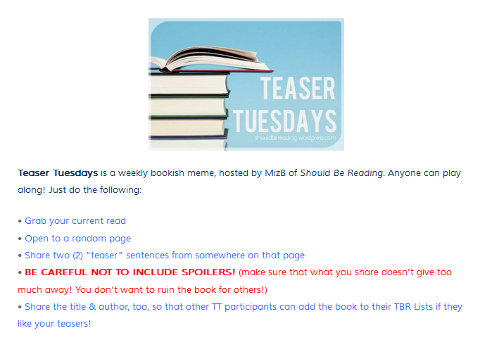 https://shouldbereading.wordpress.com/2015/02/10/teaser-tuesdays-feb-10/