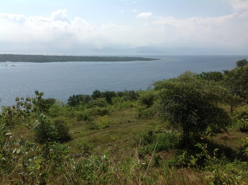 Akses Jalan  Ke lokasi Tanah Sakti Nusa Penida