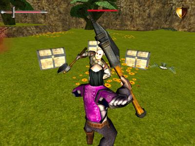 RPG Combat System