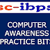 QUEST FOR COMPUTERS :: IBPS CLERK MAINS IMPORTANT QUESTIONS OF COMPUTER AWARENESS