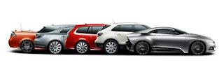 Saab range 2011