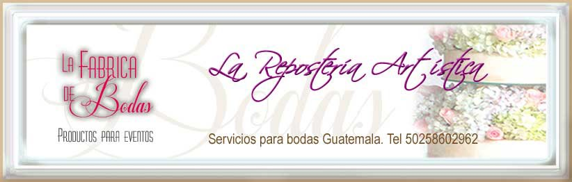 La Fabrica de Bodas bodas quince años bautizos guatemala