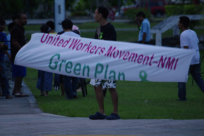 Green Cards Saipan