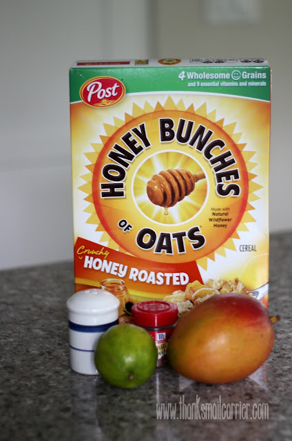 Honey Bunches of Oats recipe