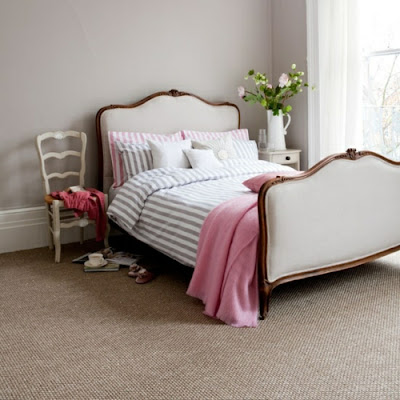 dormitorio juvenil romántico