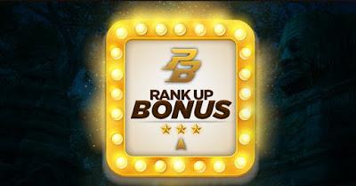 Daftar Urutan Hadian Bonus Rank Up/Naik Pangkat Game Point Blank Garena