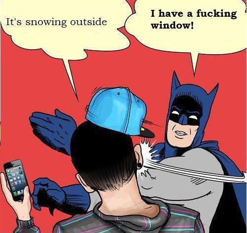 It's Snowing Outside